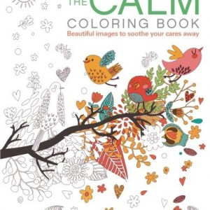 The Calm Coloring Book (Chartwell Coloring Books)
