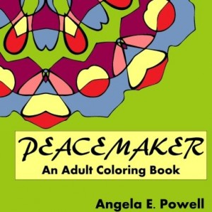 Peacemaker: An Adult Coloring Book