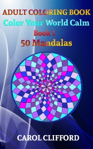 AdultColoringBook-ColorYourWorldCalm-Book1-50Mandalas