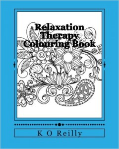 RelaxationTherapyColouringBook