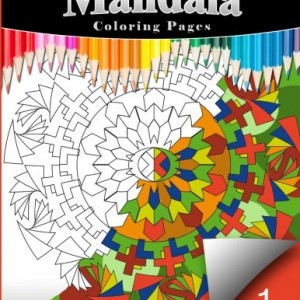 Coloring Books for Adults Mandalas: Coloring Book - Fun & Intricate Coloring Pages for Adults (Volume 1)