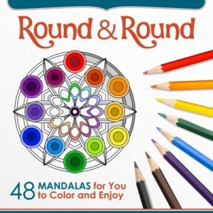 Round 48 Mandalas For You To Color Enjoy Magical Design Coloring