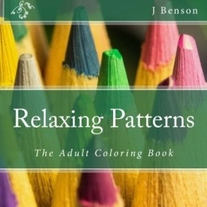 Relaxing Patterns: The Adult Coloring Book