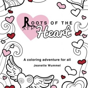 Roots of the Heart: A Coloring Book