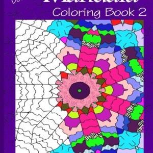 Detailed Mandala Coloring Book 2 (Mandala Coloring Books) (Volume 2)