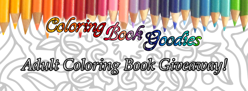 Coloring Book Giveaway Books And More